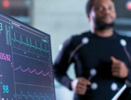 Coach & onderzoeker helpen met data-analyse